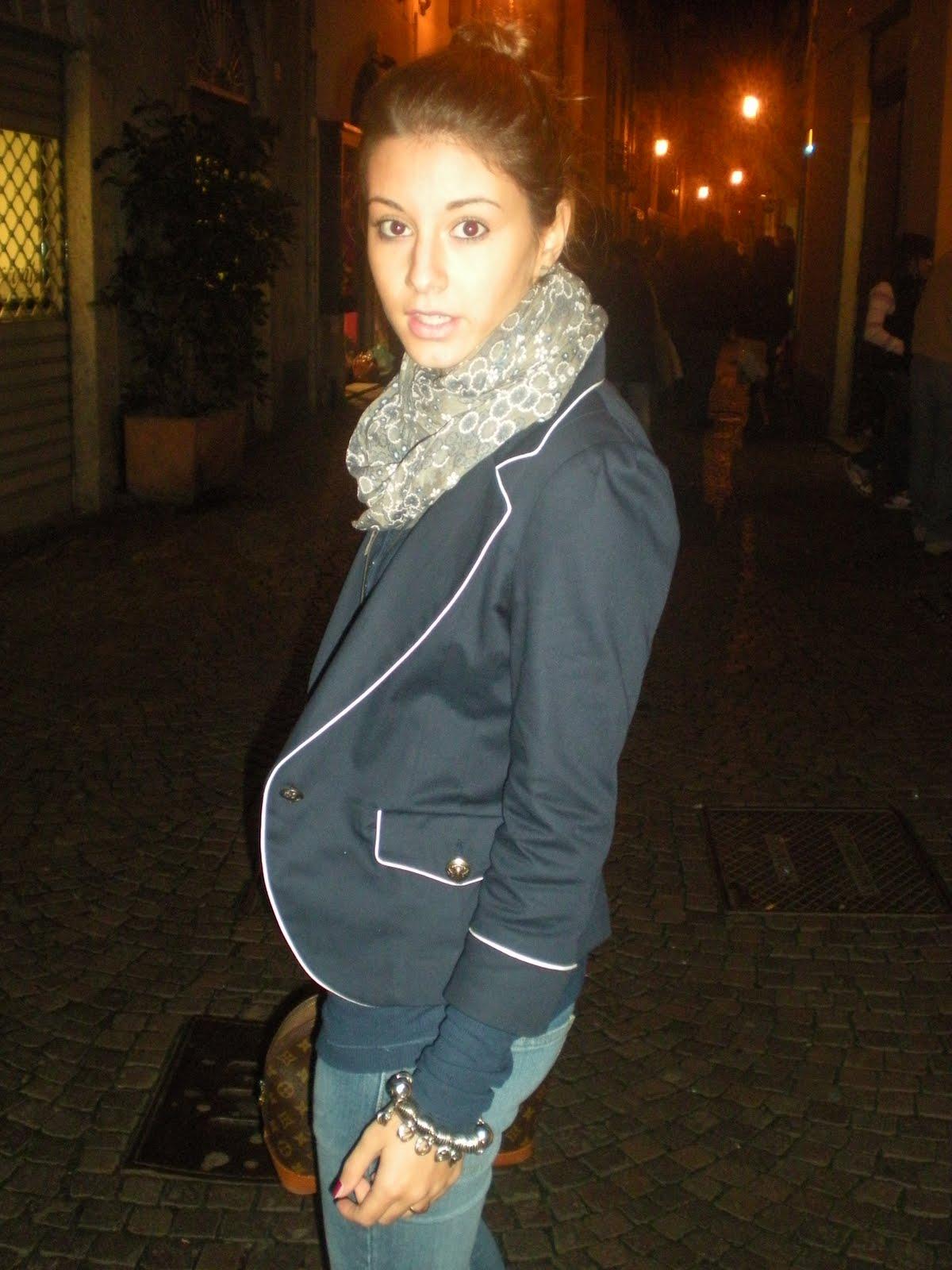 Moda e tendenze prime foto for Bershka via del corso