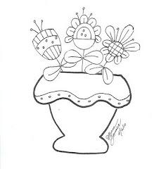 Whimsical Flowers BOM