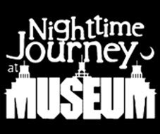Nighttime Journey at Museum