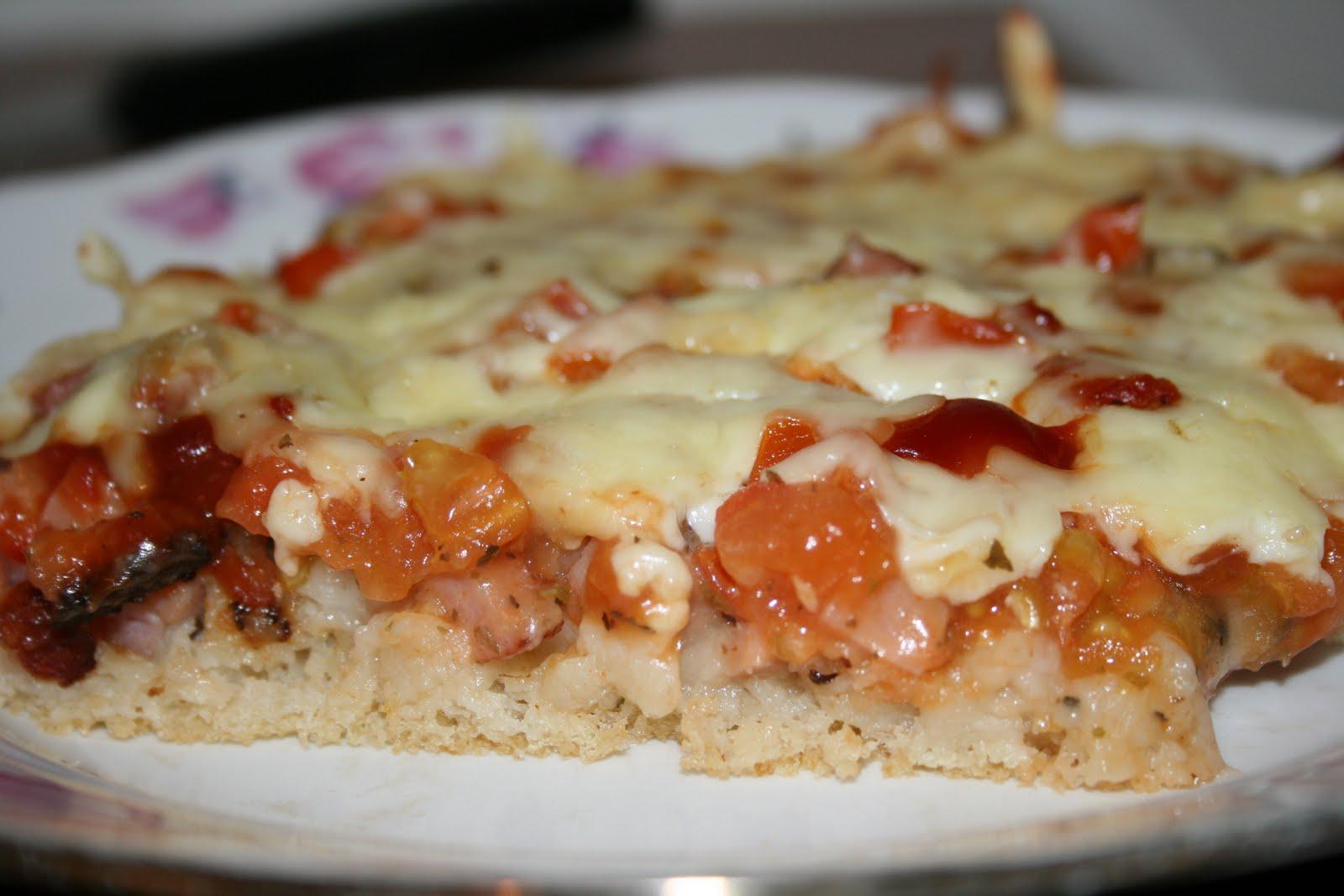 lihtne pitsa