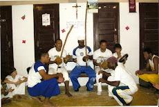 Aula de Capoeira para crianças e adolescentes