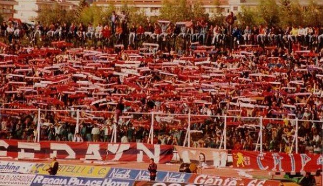 91/92 il derby con l'avellino