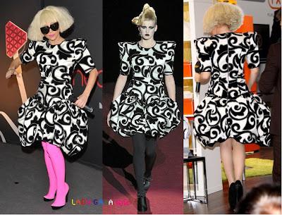 Lady Gaga 2009 Fashion