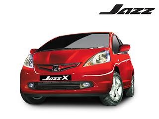 Honda Jazz x