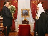 Yanukovich, Cirilo