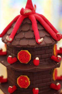 Chocolate Pagoda