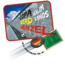 COPA GERD WENZEL 2010 - BERLIM 21 ANOS