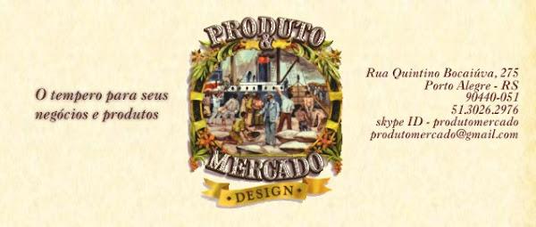 Produto & Mercado Apresentação