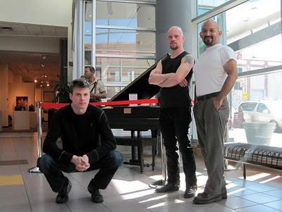 Marco mazzini y Thelema trio