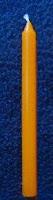 Vela Laranja- Iansã, alguns Boiadeiros e Baianos usam essa cor.