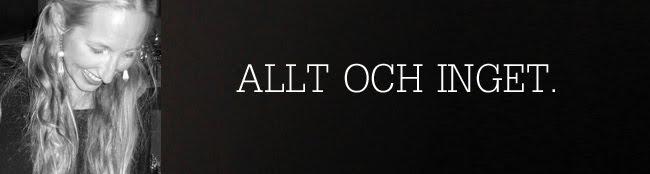 Allt & Inget