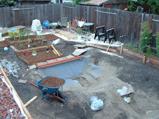 landscaping my new backyard without a pool