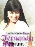 Comunidade Oficial Fernanda Brum no Orkut