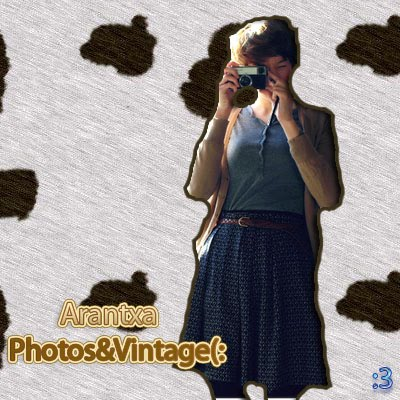 I Love Photos&Vintage :)