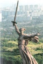 Volgograd - Russia - National Geographic mag, Febr 1991