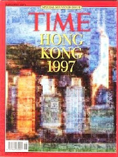 HONGKONG 1997 - Special Souvenir Issue - Time magazine