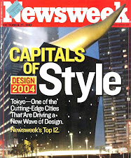 Capitals of style - NewsWeek, October 2003