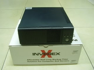 Power Backup - Inverex