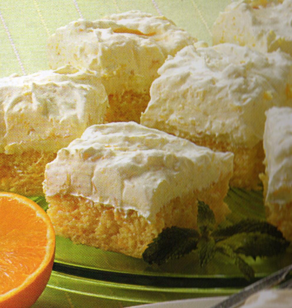 Pineapple Orange Cake: Kim's Korner: Pineapple Orange Cake