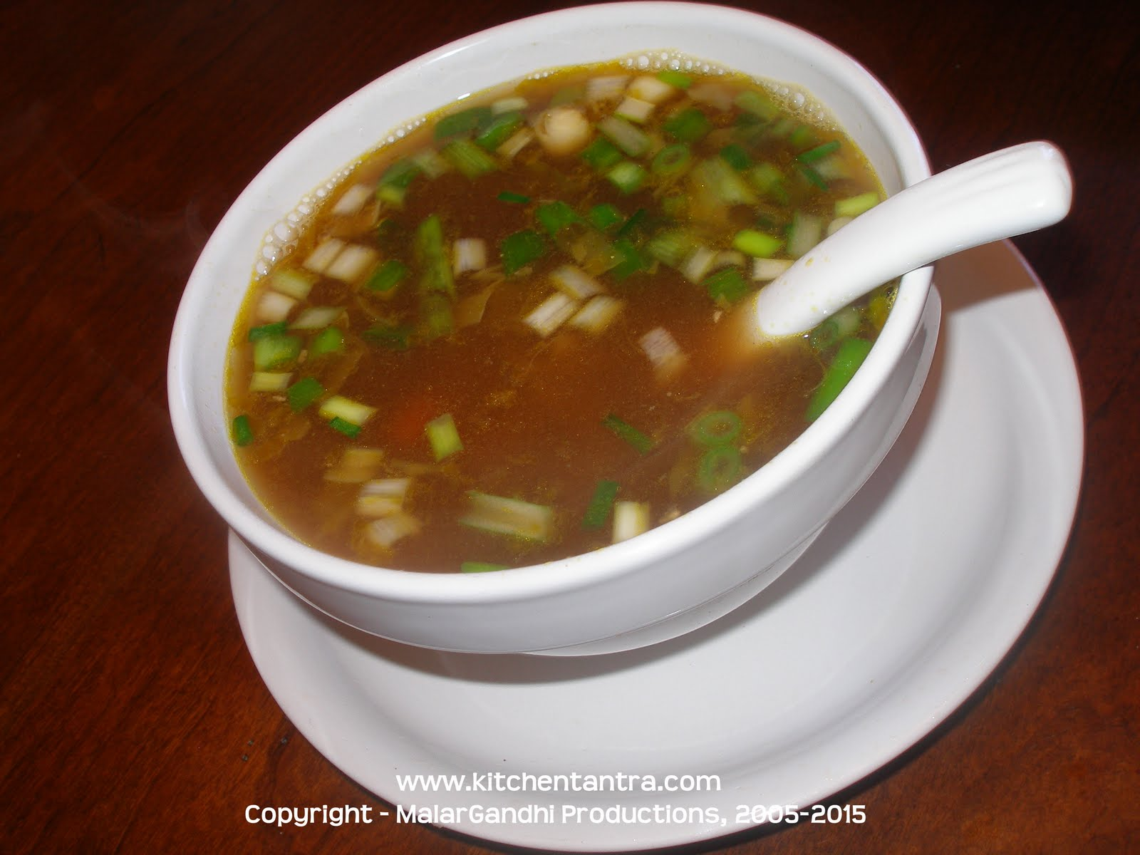 Hot And Sour Soup Broth