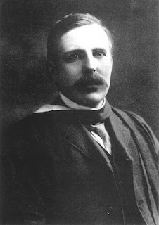 Ernest Rutherford Biography - Inventor Model Atom