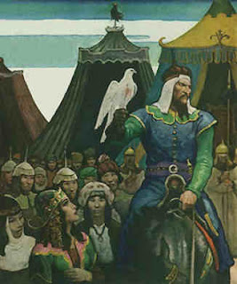 Biography of Genghis Khan