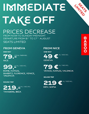 Promoção Low Cost: FlyBaboo