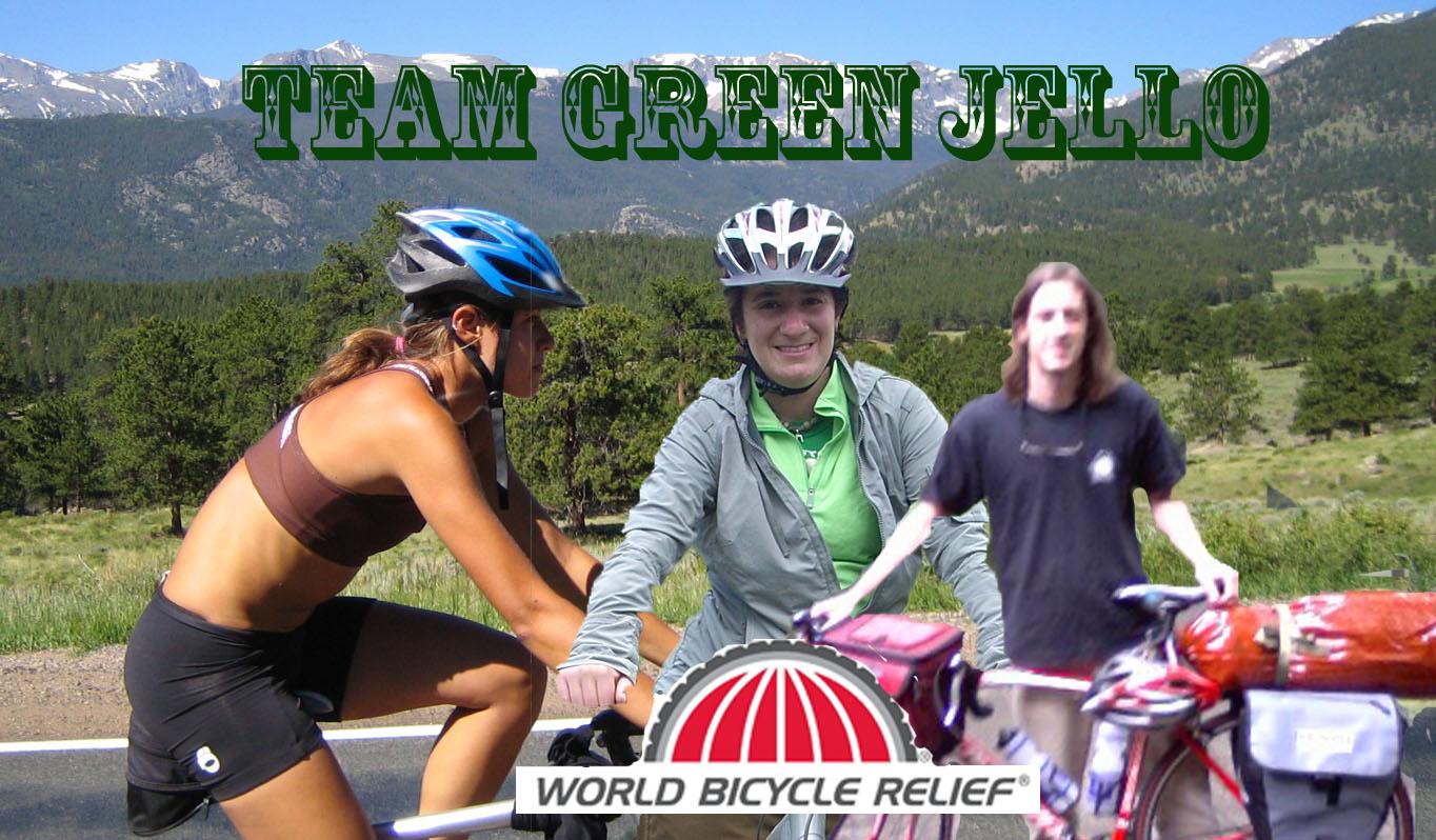 Team Green Jello