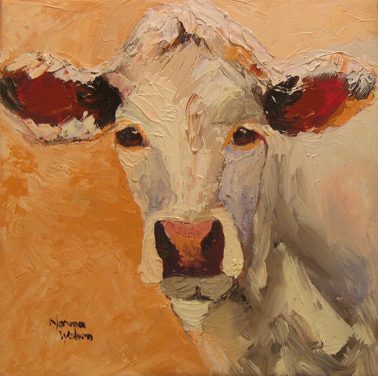 Colorful Cows Recipe — Dishmaps