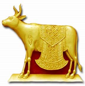SACRED GOLDEN CALF