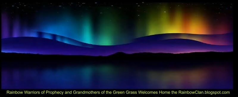 Grandmothers of the Green Grass
