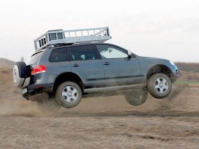 2004 volkswagen touareg off road