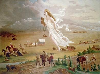 Halcyon Days: Manifest Destiny and the Jacksonian Democrats