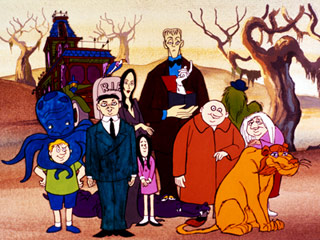The Addams Family Animation | RM.