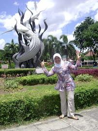 at Surabaya