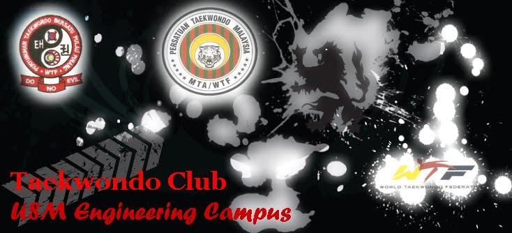 Taekwondo Usm Engineering Campus