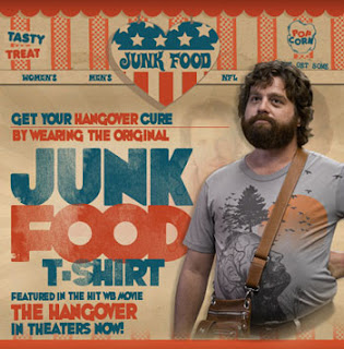 Get your hangover cure. Human Tree Tee by Junk Food Clothing