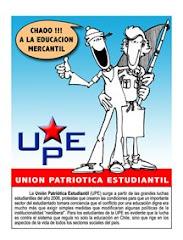Diptico UPE