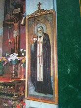 Icône de Saint Séraphim de Sarov.