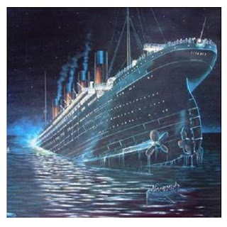 kapal mewah titanic