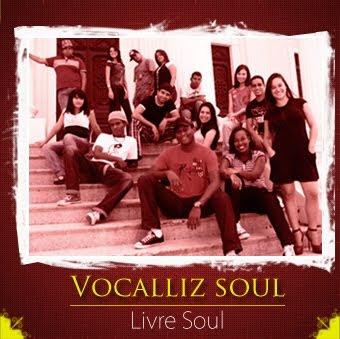 Vocalliz Soul - Livre Soul (2010)