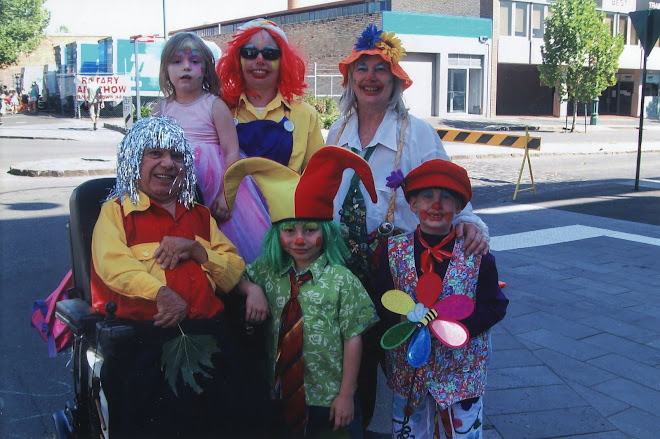 Easter Clowns