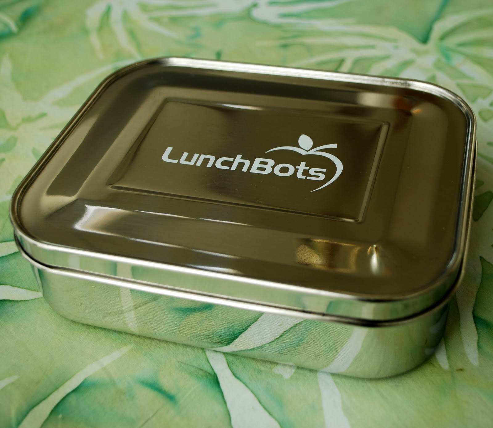 Today Im Introducing My New LunchBots Trio Stainless Steel Box Its A Slightly Different Shape Than The Uno And Duo But Like It Has Permanently