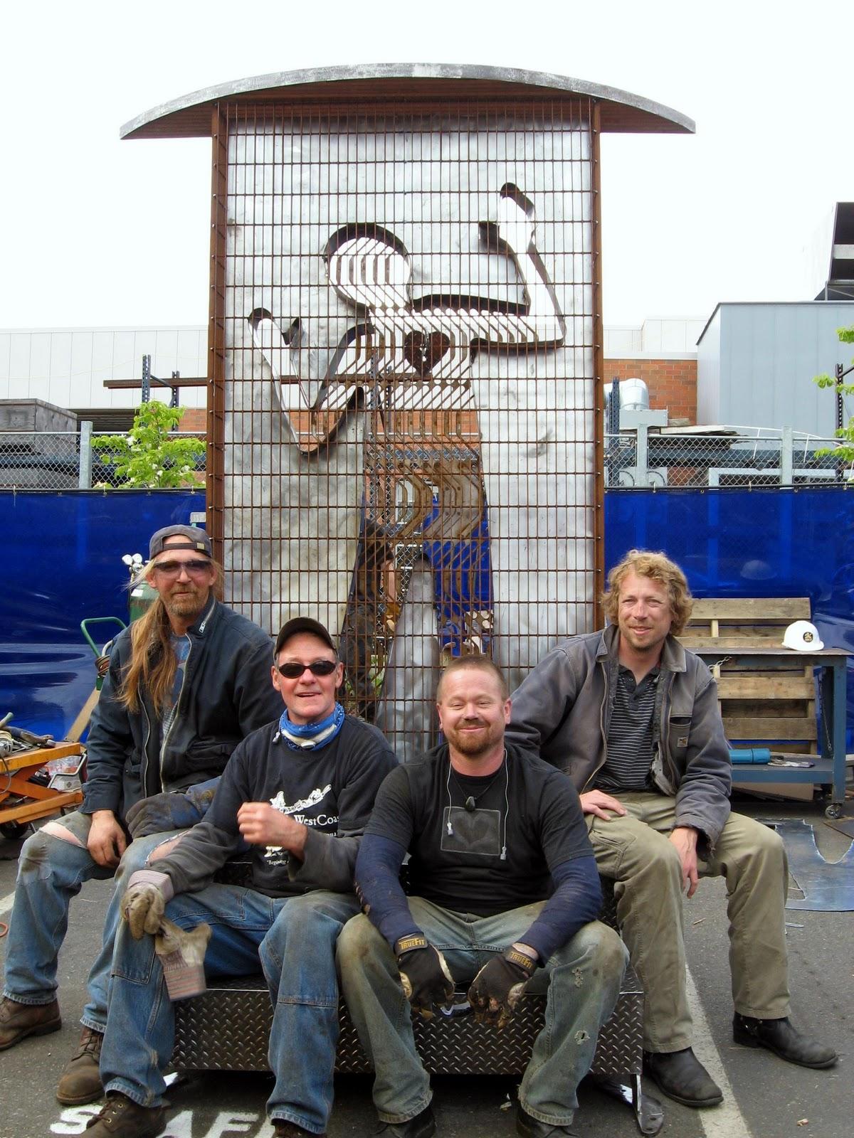 Heavy Metal Works Welding Rodeo 2010