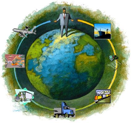 Comercio exterior imagen del comercio for Comercio exterior