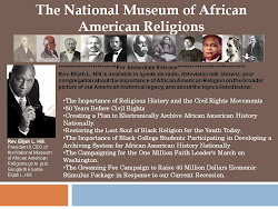 President  of the National Museum of African American Religions