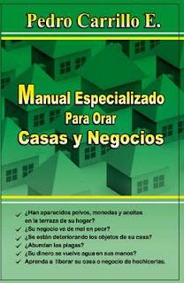 """Descargue el libro """"Manual Especializado para Orar Casas y Negocios"""""""
