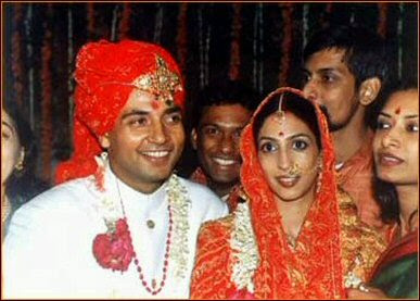 Ashok jaitly wedding