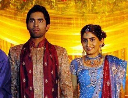 Dinesh Karthik with beautiful, Wife  Nikita Karthik