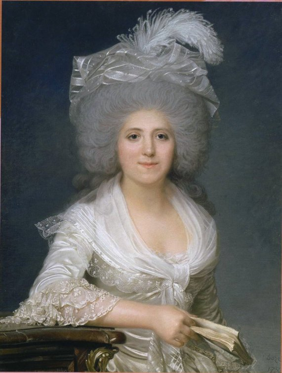 Marie-Antoinette and Friendship Campan
